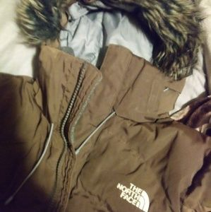 Gorgeous and ultra warm North Face down bomber